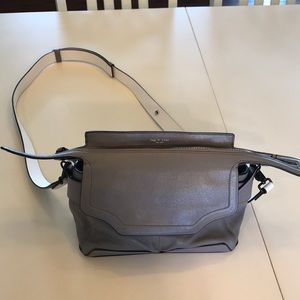 Rag and Bone leather small pilot satchel